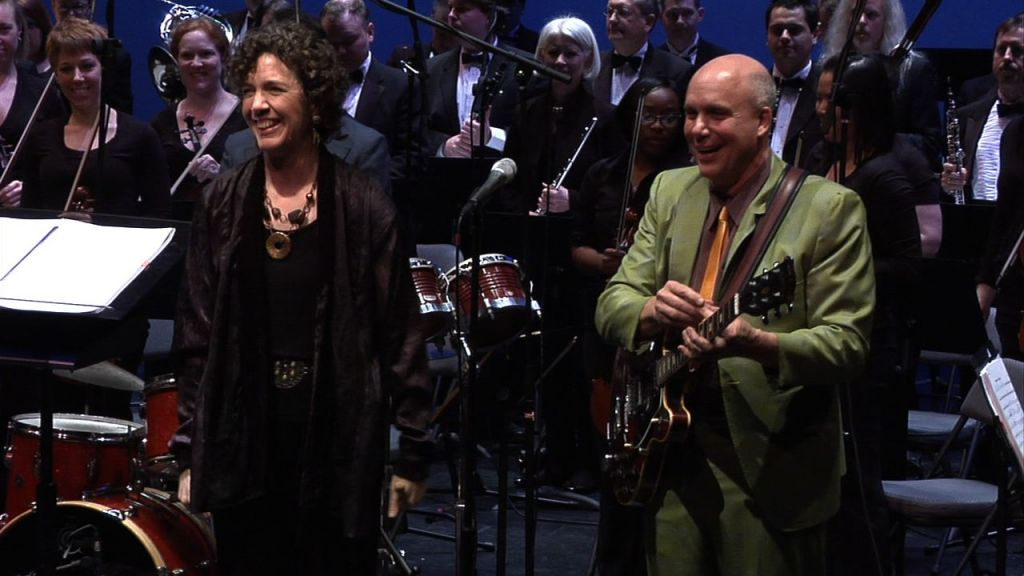 Charlie Barnett and the Capital City Symphony